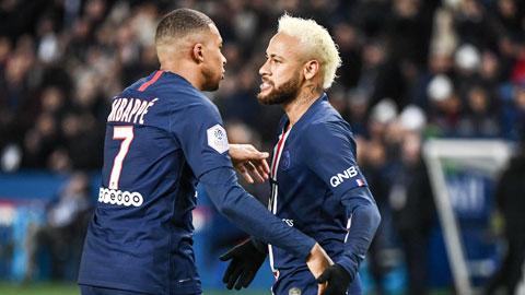 Neymar phiên bản tốt nhất đã trở lại ở PSG