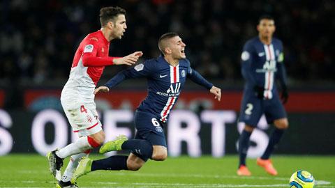 PSG bị Monaco cầm hòa 3-3: Lời cảnh tỉnh cho Tuchel