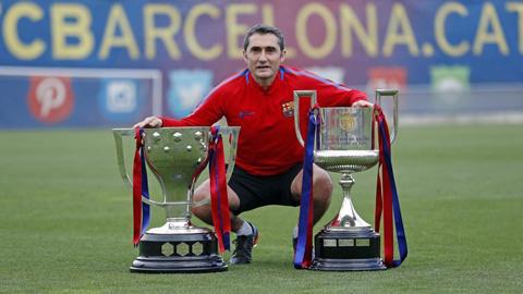 Lời chia tay cay đắng dành cho Valverde sau 3 mùa giải đỉnh cao