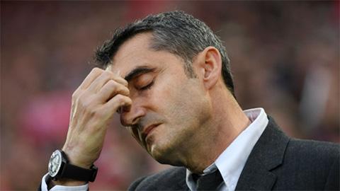 Valverde cảm ơn mọi thành viên Barca, chúc may mắn Setien