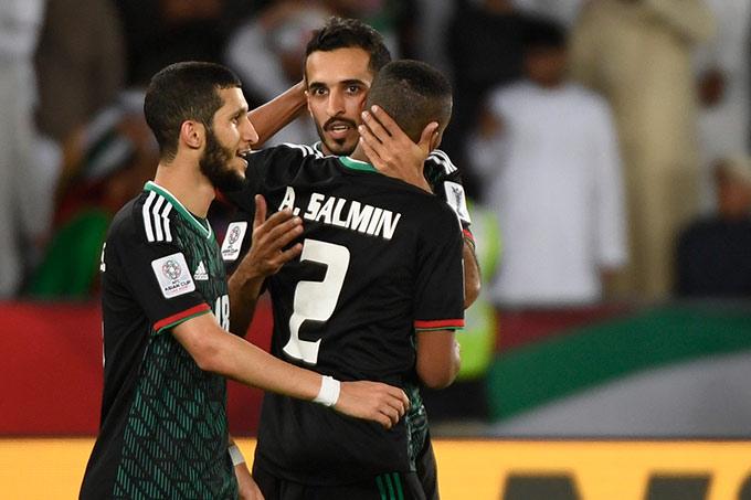 UAE ít khi chịu hòa Jordan