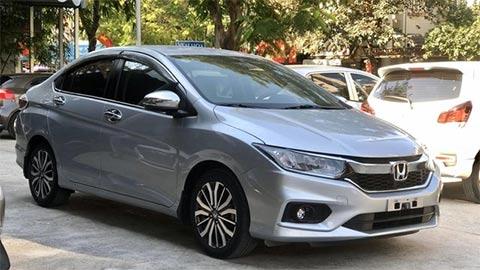 Honda City, VinFast Lux SA2.0, Mazda CX-5, CX-8 đồng loạt giảm giá chào đón năm mới