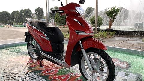 Xe máy điện đẹp như Honda SH 150 2020 giá chỉ 30 triệu đồng gây sốt mạnh