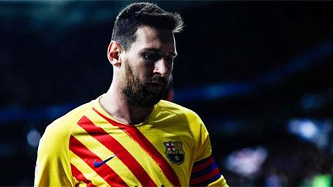 Messi dọa rời Barca nếu yêu cầu không được đáp ứng