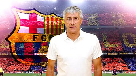 Khám phá triết lý bóng đá của tân HLV Barca, Quique Setien