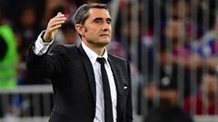 """Màn hài kịch """"Barcelona sa thải Valverde"""""""