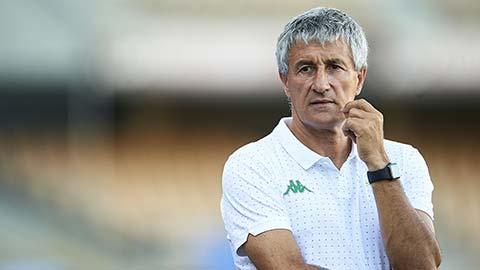 Quique Setien: Tân HLV Barca là người mê đắm Johan Cruyff
