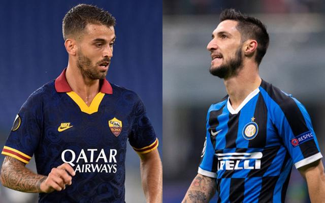 Spinazzola và Politano sẽ đổi CLB cho nhau