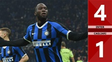 Inter 4-1 Cagliari(Vòng 19 Seri A 2019/20)