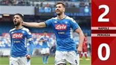 Napoli 2-0 Perugia(Vòng 19 Seri A 2019/20)
