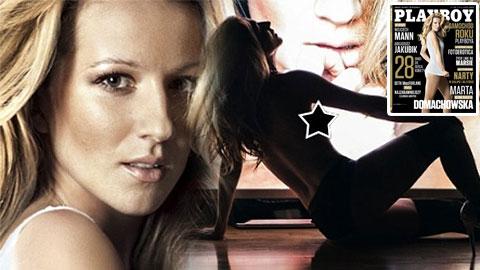 Vẻ gợi cảm của người đẹp Ba Lan từng khỏa thân trên Playboy