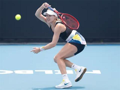 Eugenie Bouchard sẽ gặp Maddison Inglis ở trận vòng loại tiếp theo