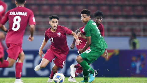 VCK U23 châu Á: Bảng B căng thẳng, bảng C an bài