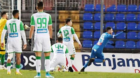 Nhận định bóng đá Panathinaikos vsPAS Giannina, 22h15 ngày 15/1