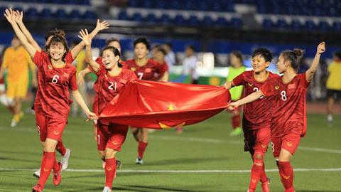 VFF nói gì về việc chia thưởng của các đội tuyển sau SEA Games