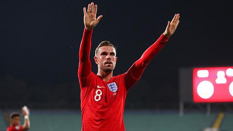 Vượt Kane và Sterling, Henderson giành Cầu thủ xuất sắc nhất nước Anh năm 2019