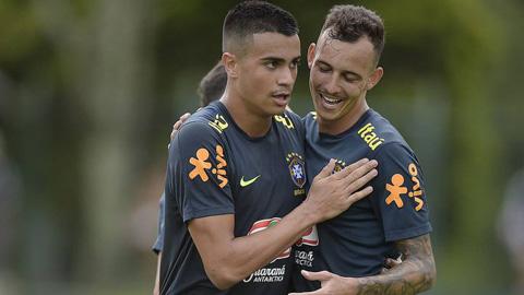 Tân binh Reinier của Real chào hàng cực đỉnh cùng U23 Brazil