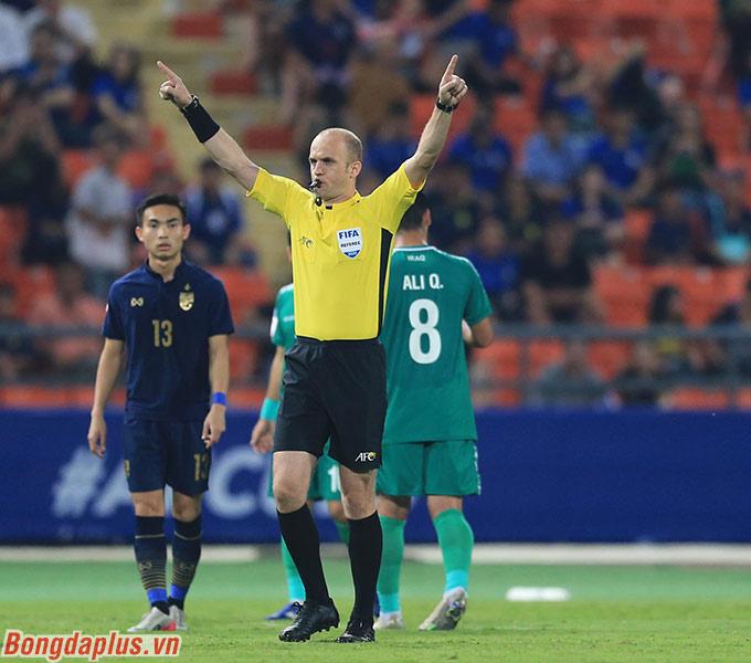 U23 Thái Lan hòa chung cuộc 1-1 và giành quyền đi tiếp. Đây là lần đầu tiên trong lịch sử, U23 Thái Lan vào tứ kết U23 châu Á