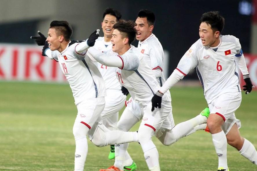 U23 Việt Nam vào trận chung kết U23 châu Á 2018 nhờ sự lỳ lợm, không bỏ cuộc