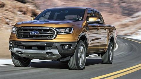 Ford Ranger sắp sắp lắp ráp tại Việt Nam, giá hấp dẫn hơn 'đe' Mitsubishi Triton, Mazda BT-50