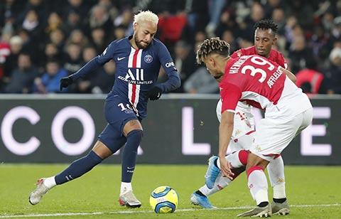 Neyma cùng đồng đội sẽ rút ra được những bài học để đả bại Monaco