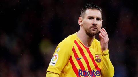 Lộ bảng lương Barca và Real: Khóc thét vì Messi