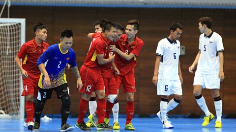 Futsal Việt Nam & dấu ấn khó phai
