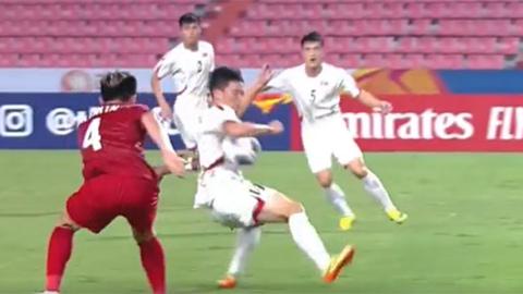 U23 Việt Nam có bị mất oan một quả phạt đền?