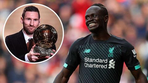 'Mane xứng đáng giành Quả bóng vàng hơn Messi'