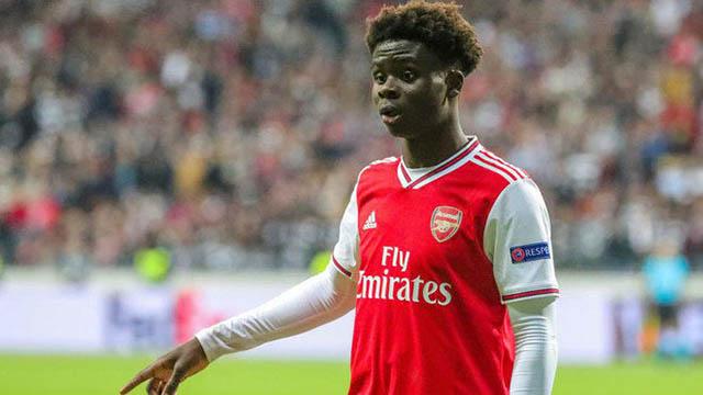 14.Bukayo Saka (sinh năm 2001 - CLB Arsenal): Tuyển thủ U19 Anh đang được trao cơ hội ở mùa giải 2019/20. Dù vị trí sở trưởng là cầu thủ chạy cánh nhưng có nhiều thời điểm, Saka phải đá hậu vệ trái và anh phần nào đáp ứng được yêu cầu dù đá trái sở trường.
