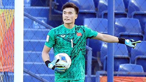Tiến Dũng mắc sai lầm, U23 Việt Nam thủng lưới bàn đầu tiên ở VCK U23 châu Á
