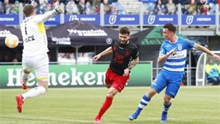 02h00 ngày 18/1: Zwolle vs Utrecht