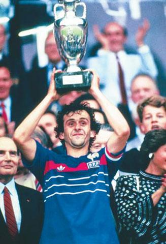 Michel Platini, huyền thoại  của bóng đá Pháp