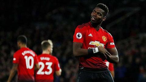 Man United đang sống mà không cần Pogba