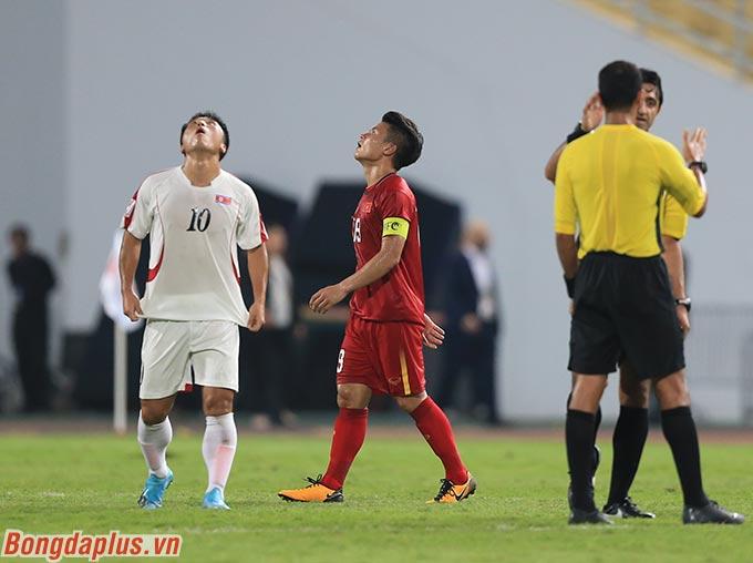 Quang Hải khép lại giải trẻ cuối cùng trong sự nghiệp một cách không trọn vẹn