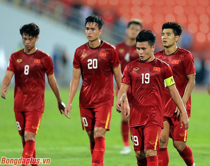 Á quân U23 Việt Nam cũng phải chia tay giải đấu - Ảnh: Minh Tuấn