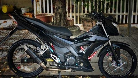 Honda Sonic 150 độ đẹp 'siêu ngầu' khiến Yamaha Exciter 2020, Suzuki Raider suy sụp