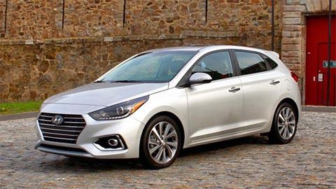 Hyundai Accent 2020 bản hatchback, giá hơn 300 triệu khiến Toyota Vios, Kia Soluto 'khóc thét'