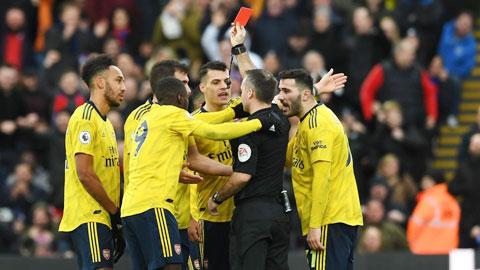 Arsenal phải quen dần với việc sống thiếu Aubameyang