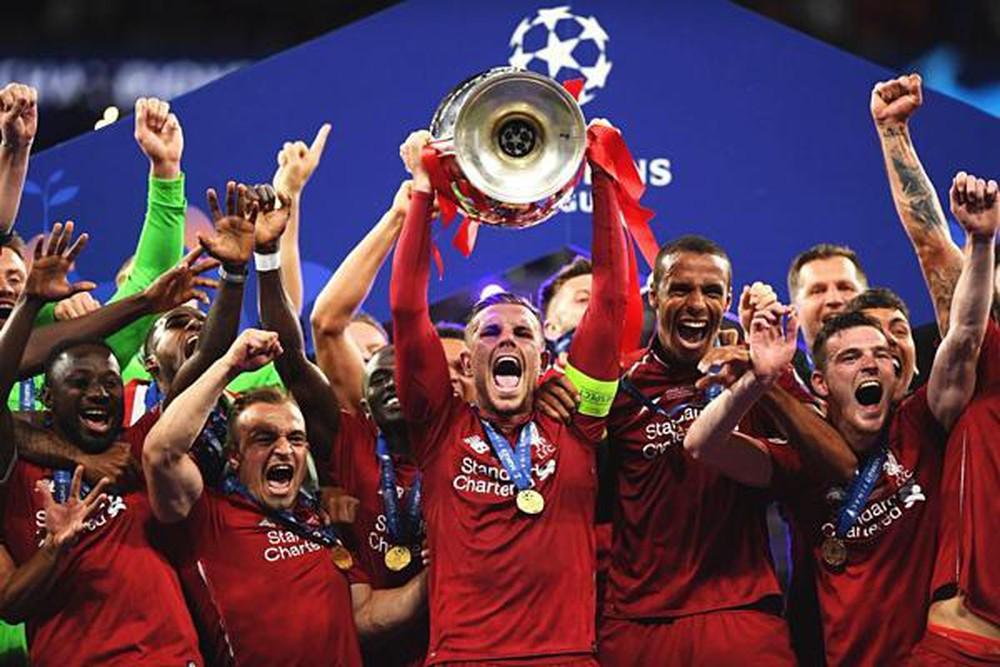 Henderson già nhất trong đội hình vô địch Champions League nhưng cũng mới 29 tuổi
