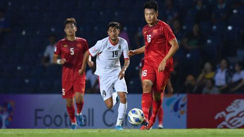 Thành Chung, điểm sáng của U23 Việt Nam