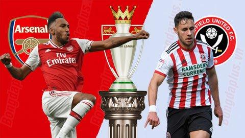 Nhận định bóng đá Arsenal vs Sheffield United, 22h00 ngày 181: Sức bật từ Emirates