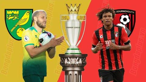 Nhận định bóng đá Norwich vs Bournemouth, 22h00 ngày 181