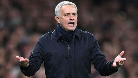 Tottenham không vào top 4, Mourinho mất toi 2 triệu bảng