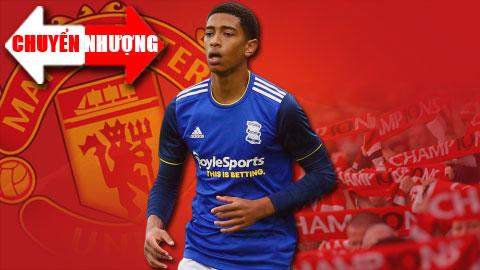 Chuyển nhượng ngày 18/1: M.U chi 25 triệu bảng cho cầu thủ 16 tuổi