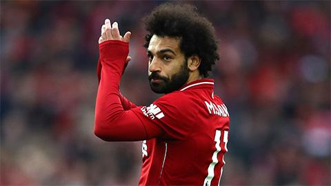 Salah bỡn cợt M.U trước trận derby nước Anh
