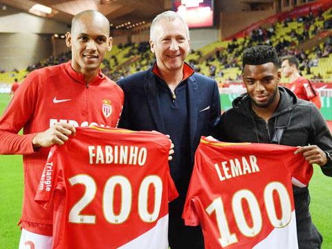 Lemar đã không thể tới Liverpool  như đồng đội cũ Fabinho