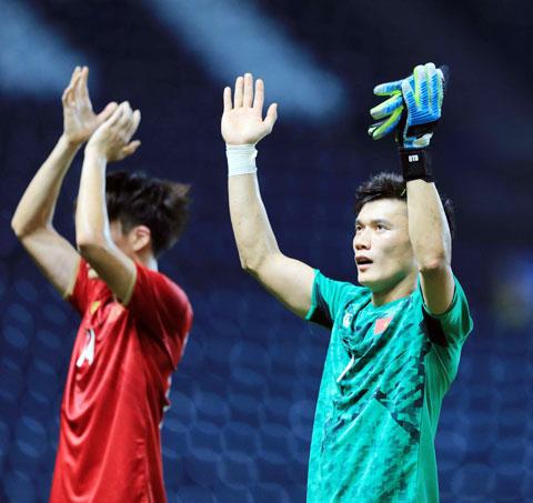 Lứa cầu thủ Đình Trọng và Tiến Dũng đã giành vô số thành tích và tạo được tiếng vang trên trường quốc tế