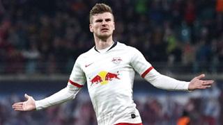 Chuyển nhượng 19/1: Liverpool chen chân giành Werner với Chelsea