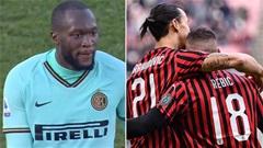 Vòng 20 Serie A: Milan ngược dòng kịch tính, Inter bị cầm hòa thất vọng
